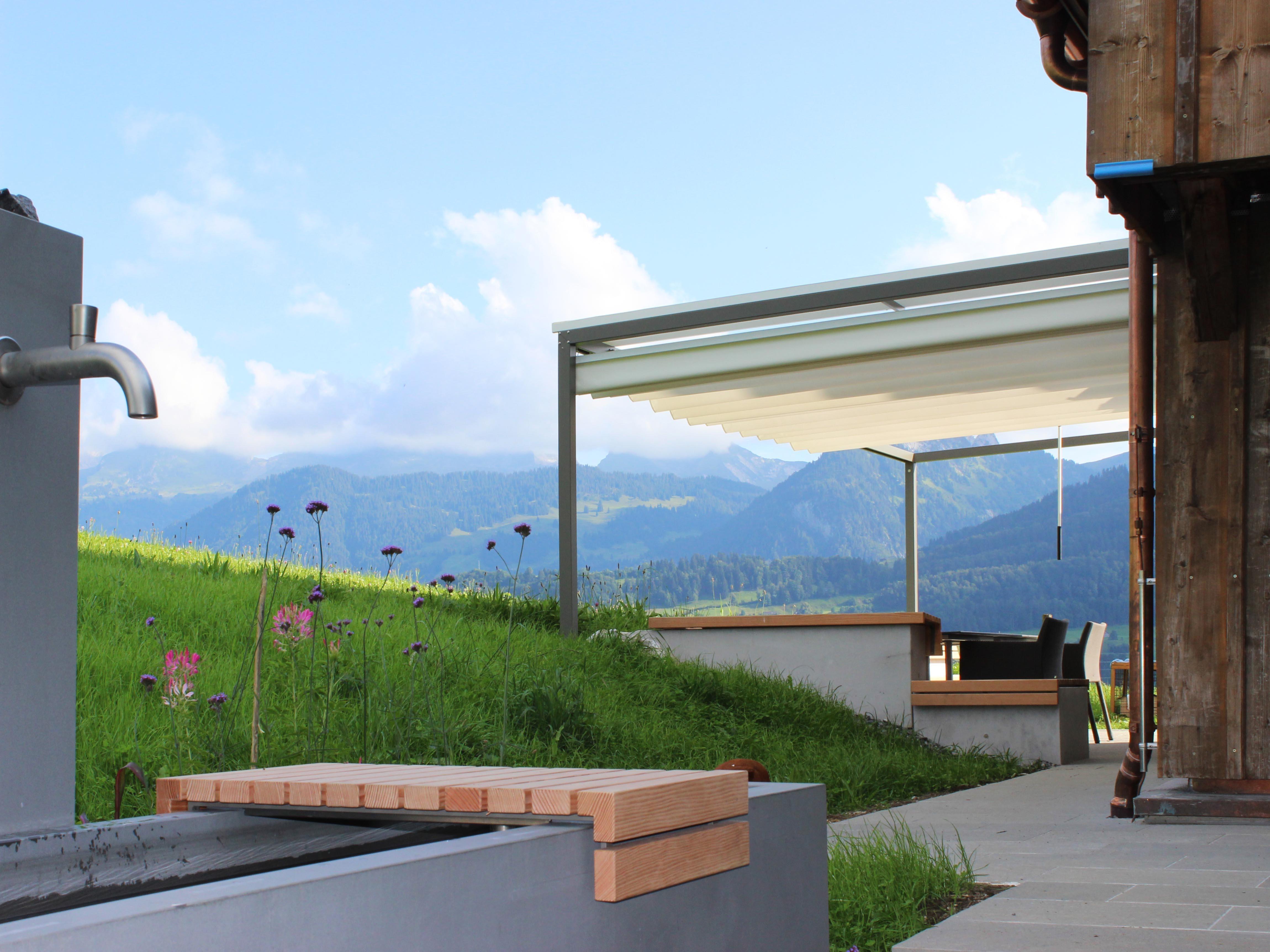 Sonnensegel für Terrassen: VELUSOL - Das Wettersegel | Freiburg 7